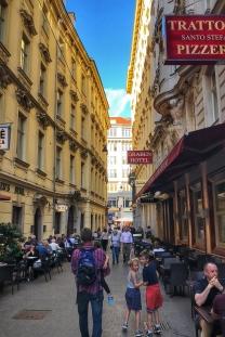 Classic Vienna Streets