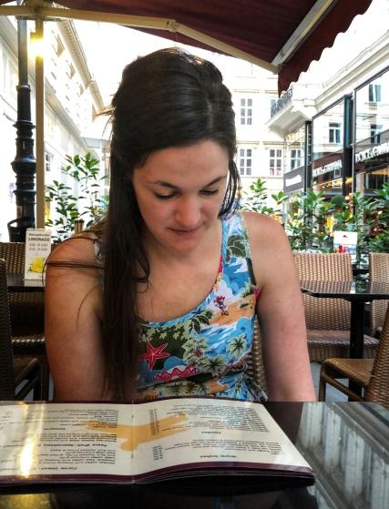 Progressive Dinner, restaurant #2 - an improvement on the first Italian place!