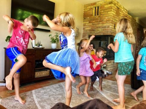 Dance parties!