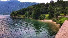 Glacial Lake Bohinj