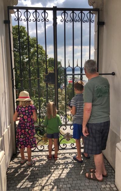 Gates of Bratislava Castle