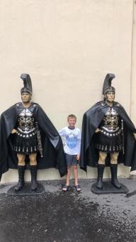 Gladiator Beau!