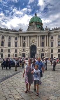 The Hofburg, Vienna