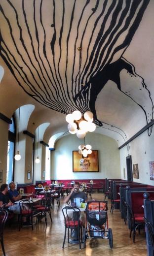 Cafe Klimt, Vienna