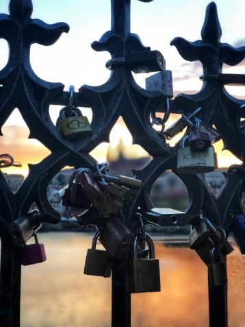 Locks, locks everywhere!