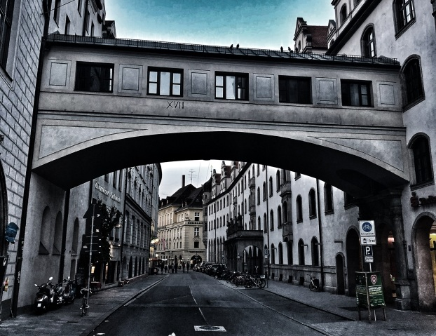 Streets of Munich