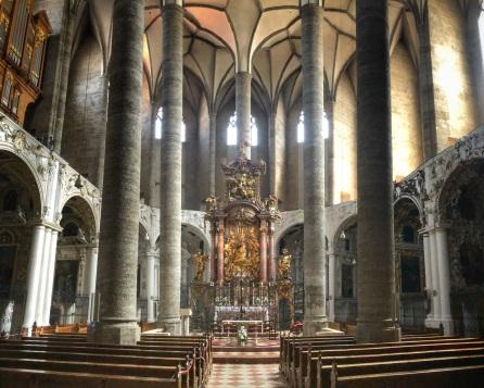 Franciscan Church interior