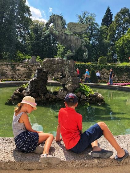 Pegasus Fountain