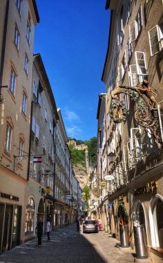 Streets of Salzburg