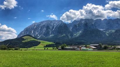 Leaving Salzburg