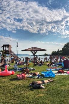 Busy Lake Balaton!