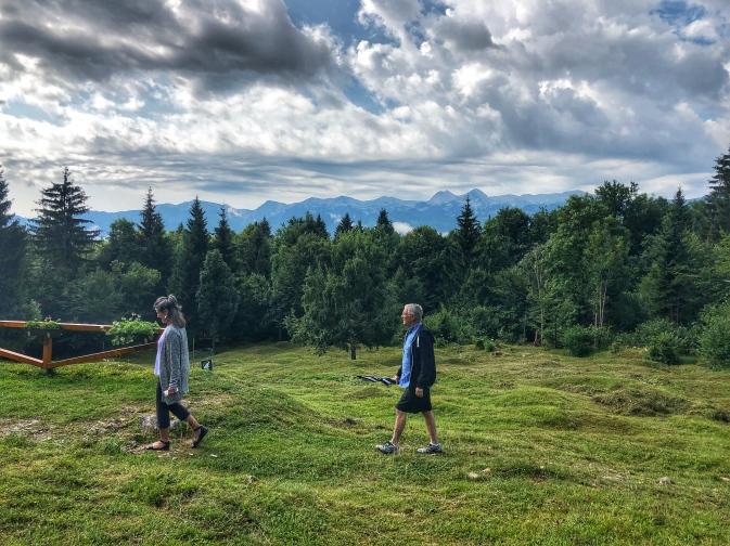 Hiking Vogar