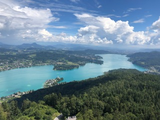 Overlooking Worthersee