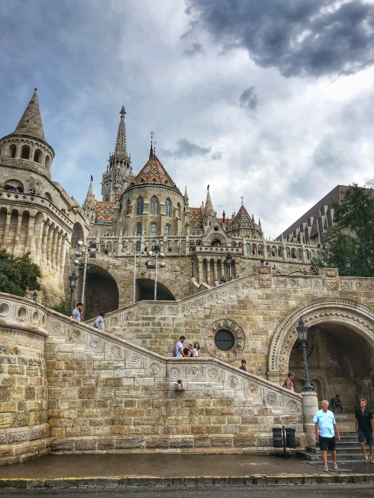 Castle District, Fisherman's Bastion