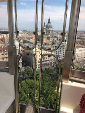 Great views - St. Stephen's Cathedral