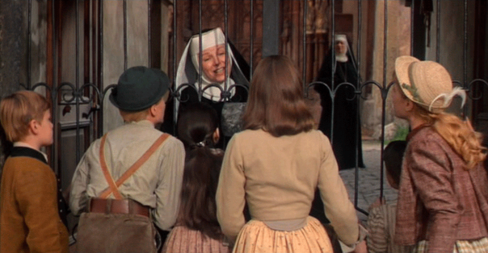 the-sound-of-music-kids-trying-to-see-maria-at-the-abby