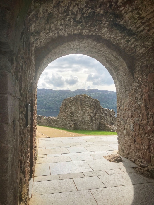 Entrance archway