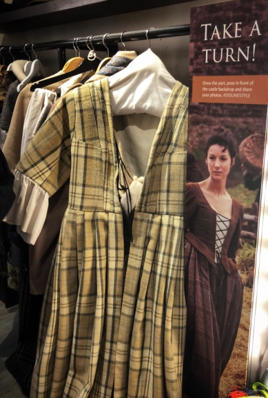 And Outlander stuff galore!