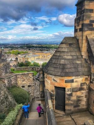The great city of Edinburgh