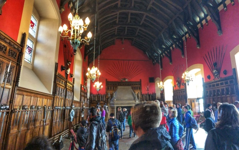 The Great Hall!