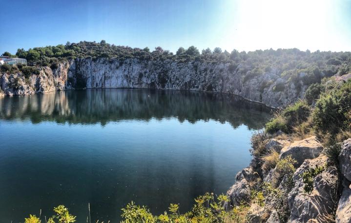 Dragon's Eye Lake, Rogoznica