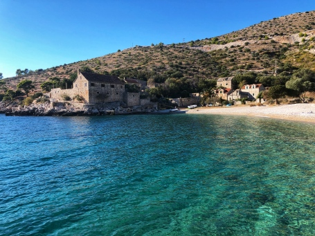 More perfect, clear Adriatic waters!